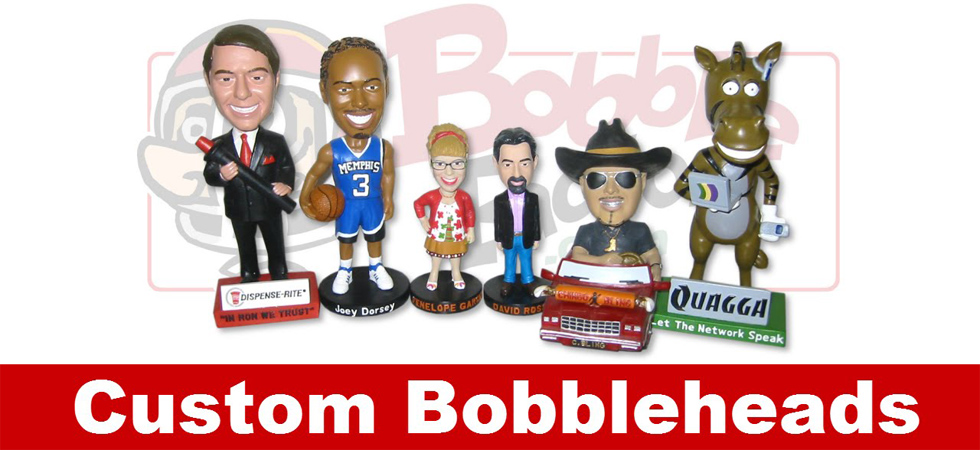 YesBobbleheads - Offering you the best service and price for a Customized Bobblehead Doll