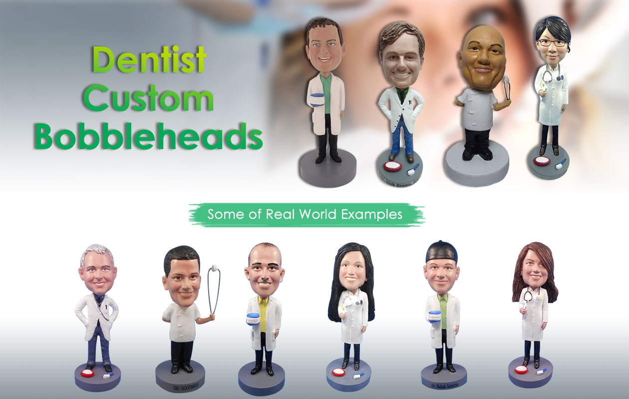Dentist Custom Bobbleheads
