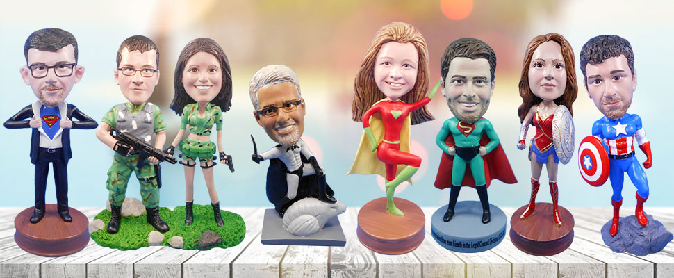 What Are the Different Types of Bobbleheads?