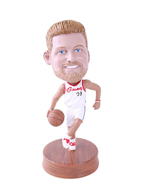 Basketball Player Custom Bobbleheads