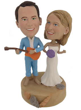 Beach Custom Bobbleheads