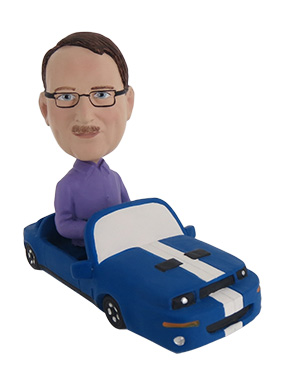 Car Custom Bobbleheads