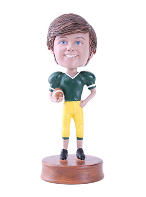 Football Player Custom Bobbleheads