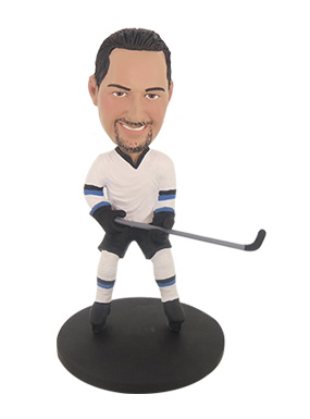 Hockey Player Custom Bobbleheads