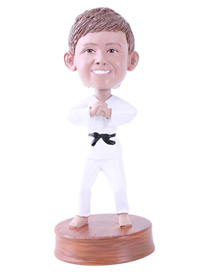 Karate Custom Bobbleheads