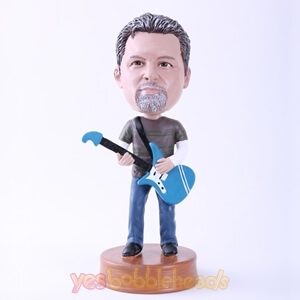 Custom Bobbleheads: Music Bobbleheads