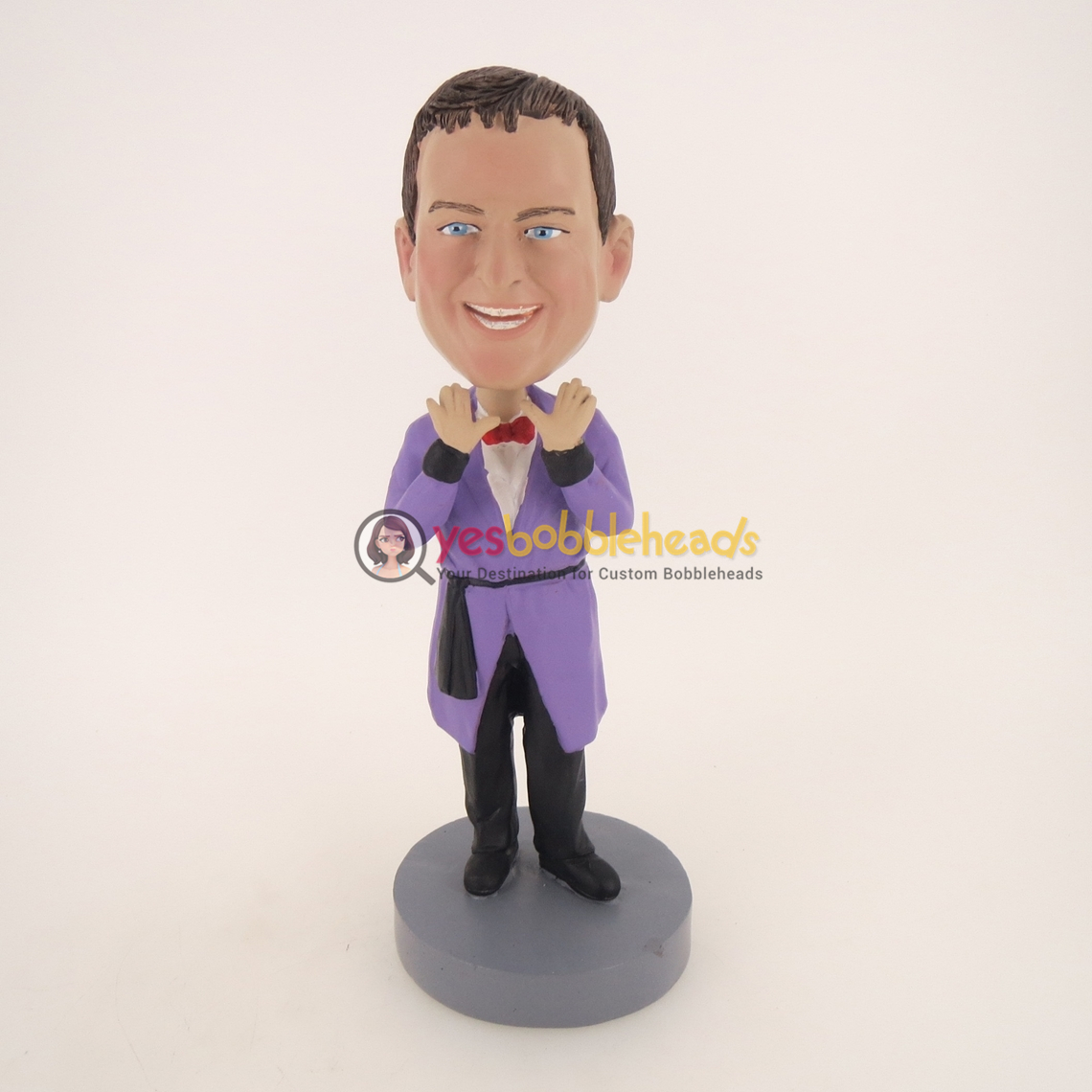 Picture of Custom Bobblehead Doll: Magician Man
