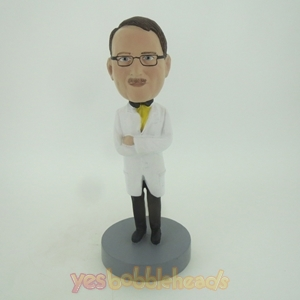 Picture of Custom Bobblehead Doll: Man Doctor