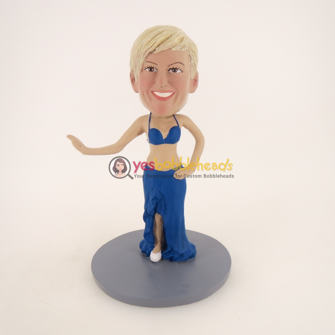 Picture of Custom Bobblehead Doll: Dancing Woman
