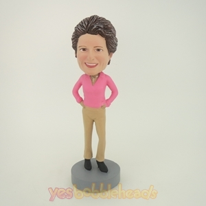 Picture of Custom Bobblehead Doll: Smile Mother