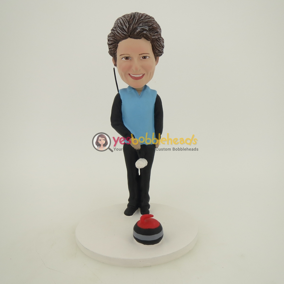 Picture of Custom Bobblehead Doll: Snow Ball Mother