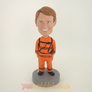 Picture of Custom Bobblehead Doll: Rescue Worker Man