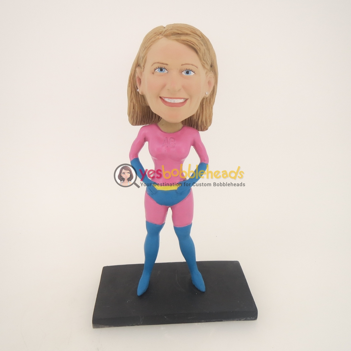 Picture of Custom Bobblehead Doll: Super Girl without Cloak