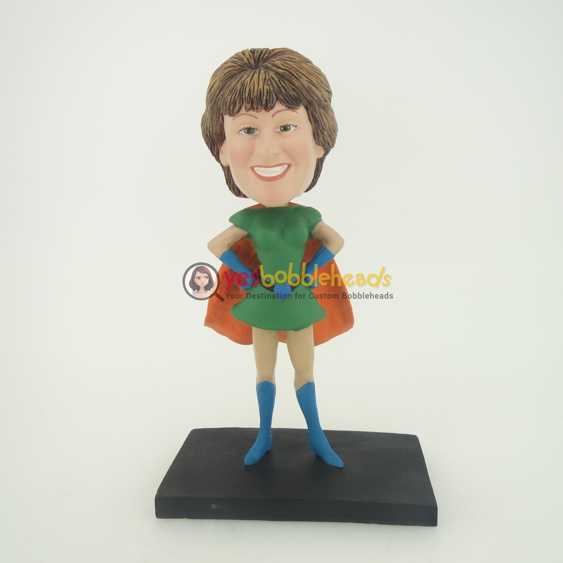 Picture of Custom Bobblehead Doll: Super Mother