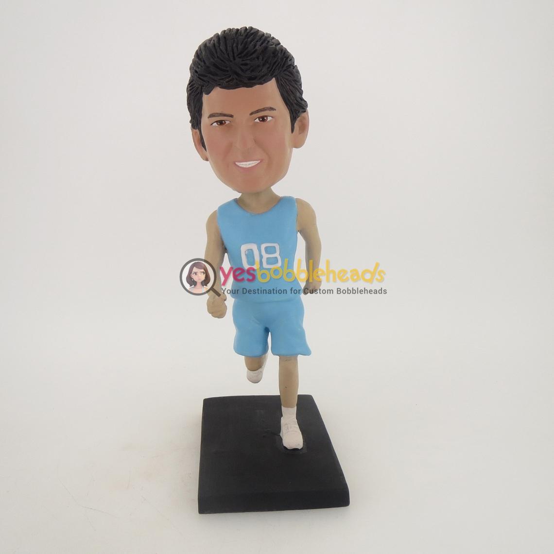 Picture of Custom Bobblehead Doll: Running Man