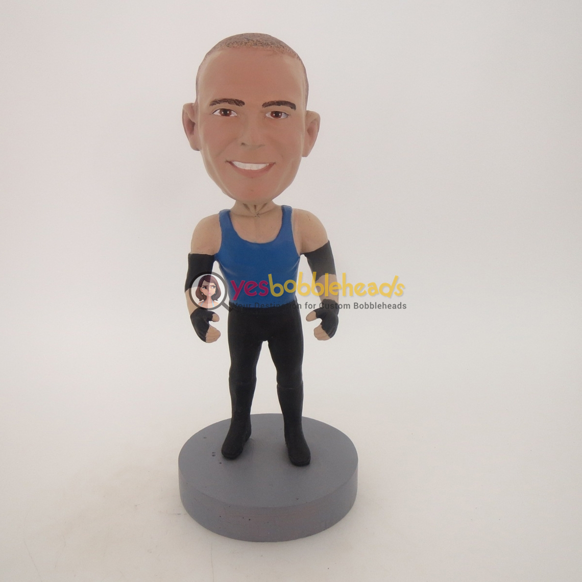 Picture of Custom Bobblehead Doll: The Martial Artist