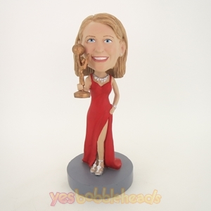 Picture of Custom Bobblehead Doll: Super Star