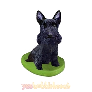 Picture of Custom Bobblehead Doll: Pet Dog Scottish Terrier