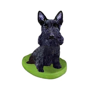 Picture of Custom Bobblehead Doll: Pet Dog Scottish Terrier