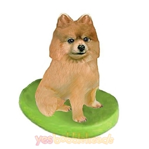 Picture of Custom Bobblehead Doll: Pet Dog Pomeranian
