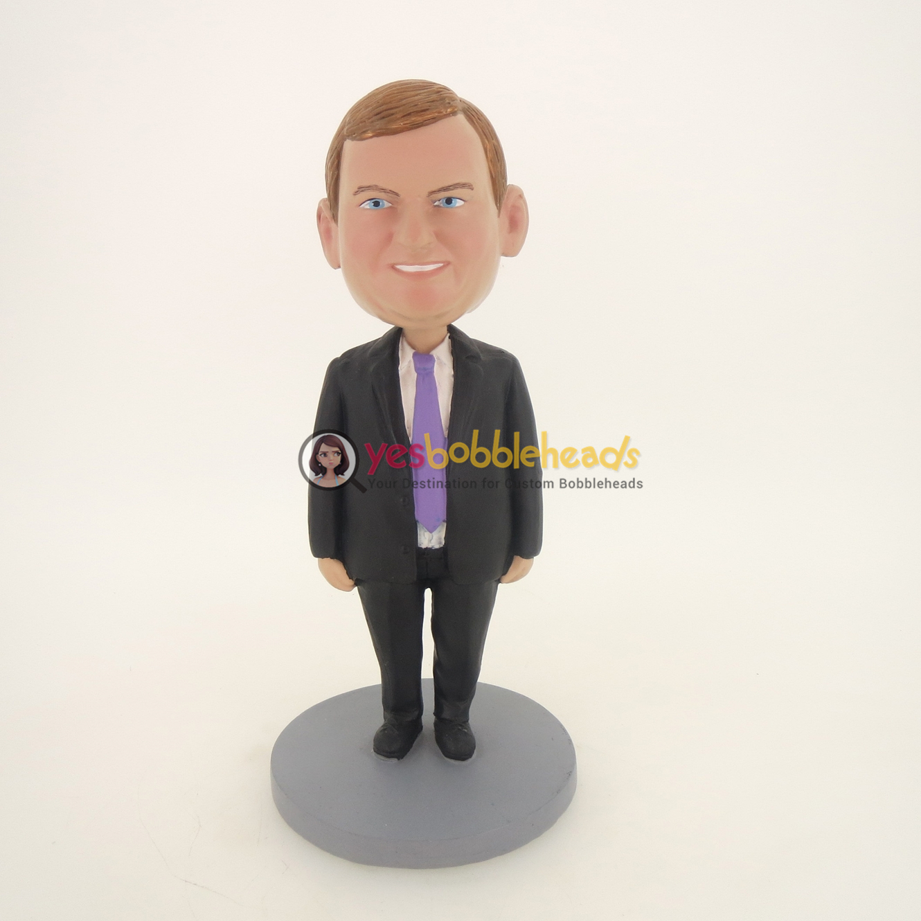 Picture of Custom Bobblehead Doll: Another Fatter Man