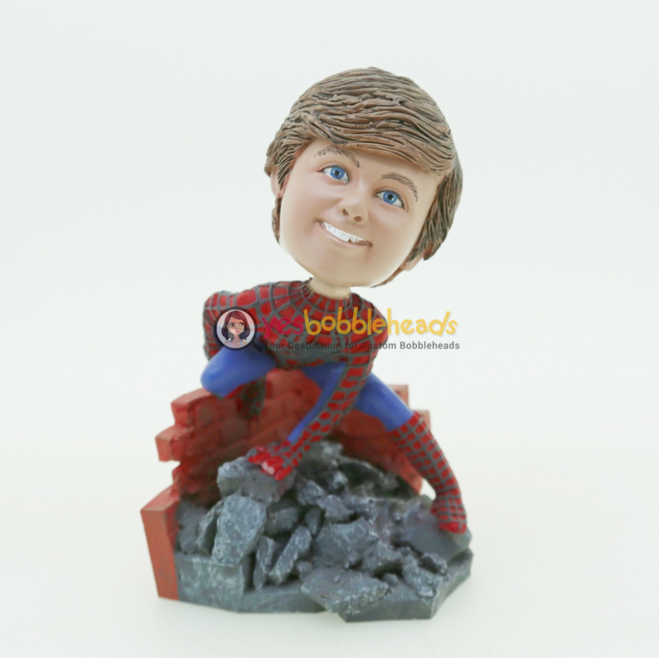 Picture of Custom Bobblehead Doll: Spiderman