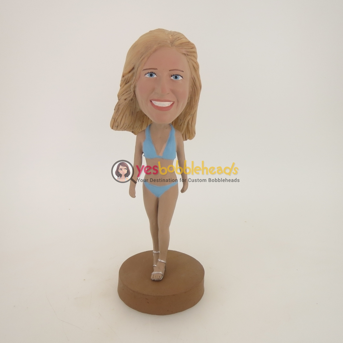 Picture of Custom Bobblehead Doll: A Bikini Girl