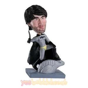 Picture of Custom Bobblehead Doll: Man Ready to Fight