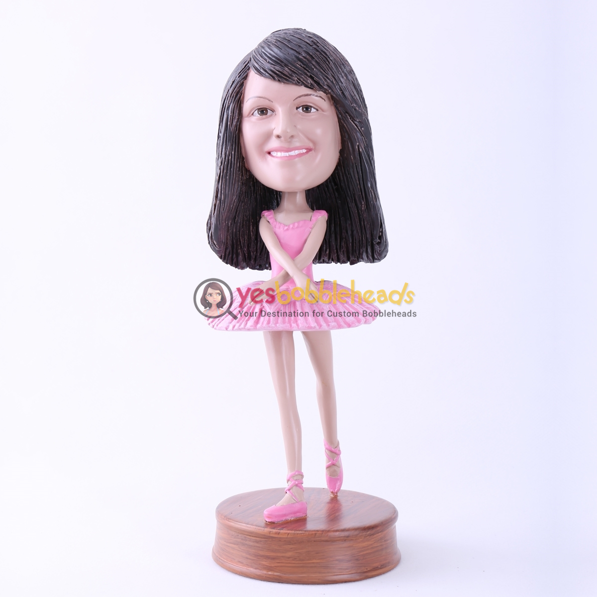 Picture of Custom Bobblehead Doll: Ballet Woman