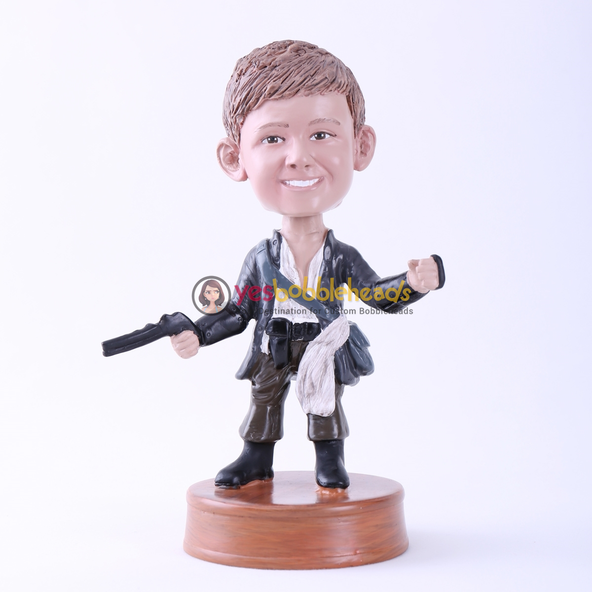 Picture of Custom Bobblehead Doll: Billy the Child