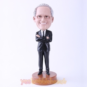 Picture of Custom Bobblehead Doll: Boss Arm in Arm