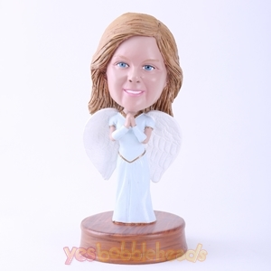 Picture of Custom Bobblehead Doll: Female Angel