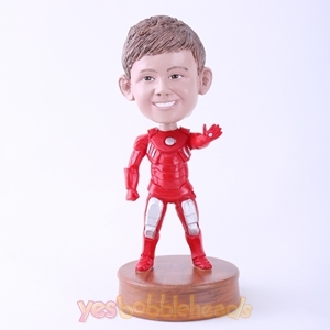 Picture of Custom Bobblehead Doll: Ironman Boy