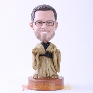 Picture of Custom Bobblehead Doll: Man in Octopus Style