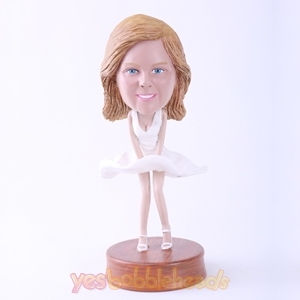 Picture of Custom Bobblehead Doll: Marilyn Monroe Posture