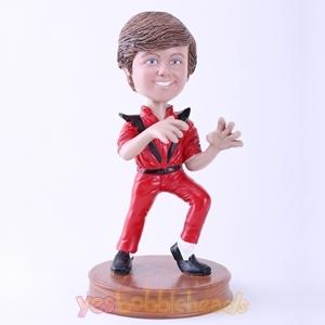 Picture of Custom Bobblehead Doll: Moonwalk Man