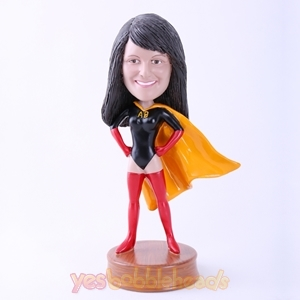 Picture of Custom Bobblehead Doll: Ms. Marvel