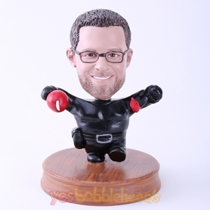 Picture of Custom Bobblehead Doll: Ninja Man