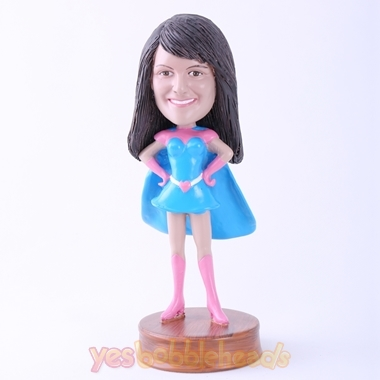 Picture of Custom Bobblehead Doll: Super Girl