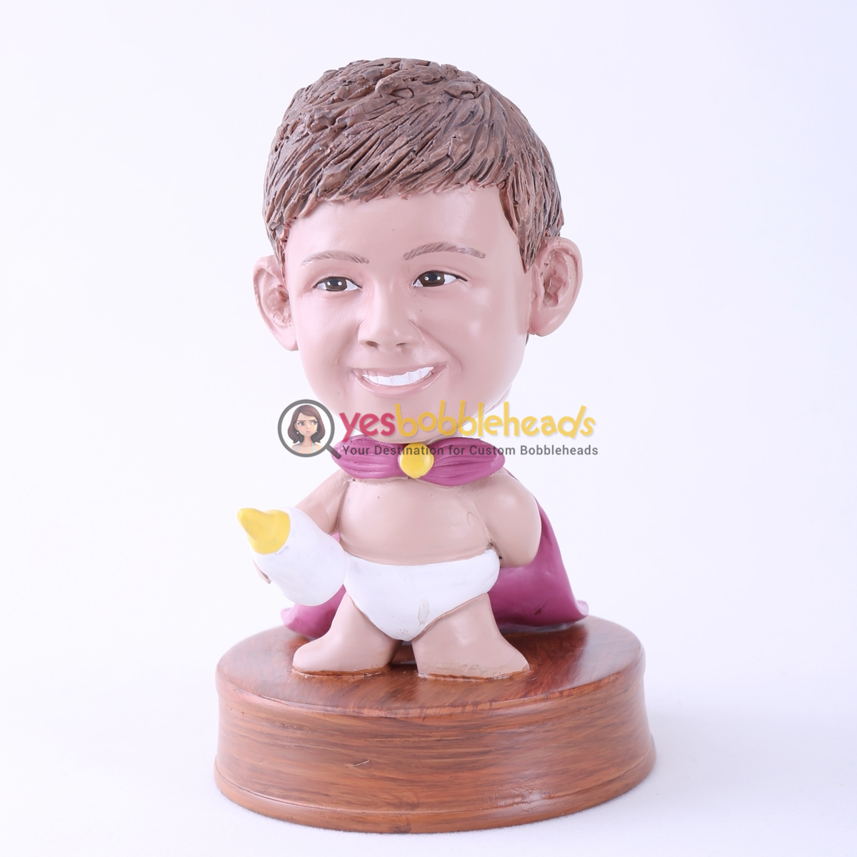 Picture of Custom Bobblehead Doll: Superbaby
