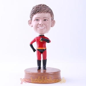 Picture of Custom Bobblehead Doll: Family of The Incredibles Additional Doll