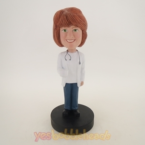 Picture of Custom Bobblehead Doll: Lovely Nurse