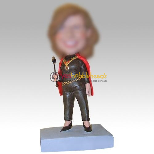 Picture of Custom Bobblehead Doll: Noble Queen