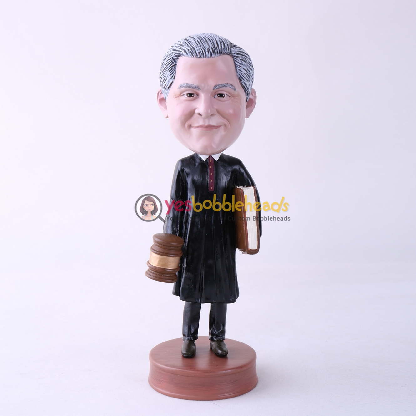 Picture of Custom Bobblehead Doll: The Judge