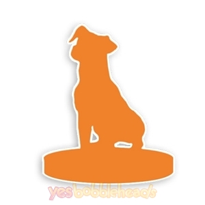 Picture of Custom Bobblehead Doll: Pet Dog Fully Customized Bobblehead