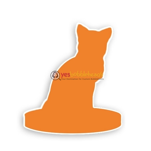 Picture of Custom Bobblehead Doll: Pet Cat Fully Customized Bobblehead