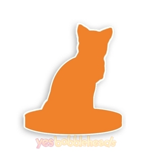 Picture of Custom Bobblehead Doll: Pet Cat Fully Customized Bobblehead