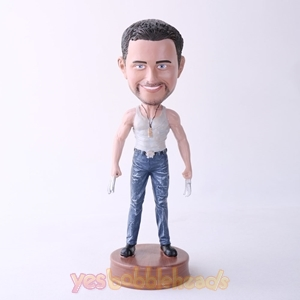 Picture of Custom Bobblehead Doll: Wolverine