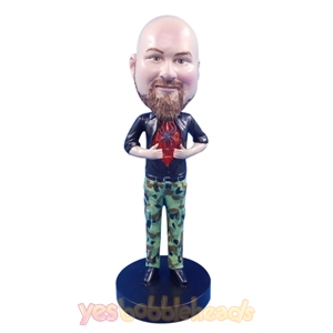 Picture of Custom Bobblehead Doll: Spiderman Incarnations