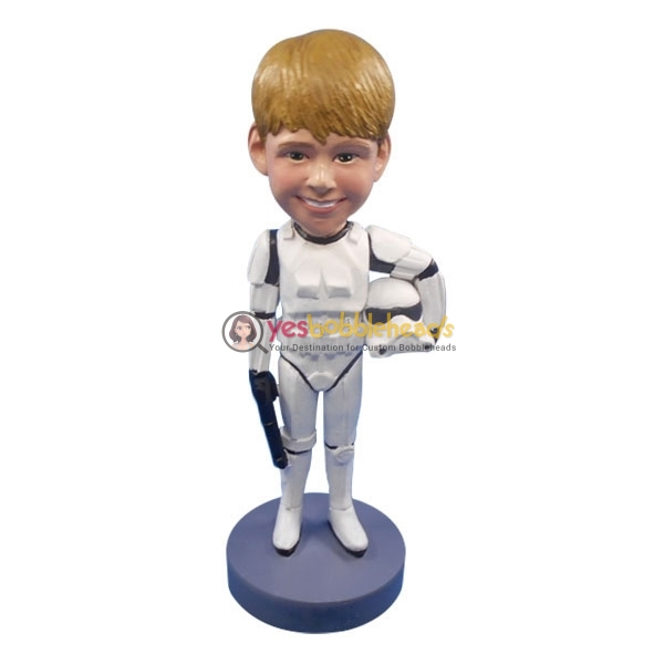 Picture of Custom Bobblehead Doll: Storm Trooper